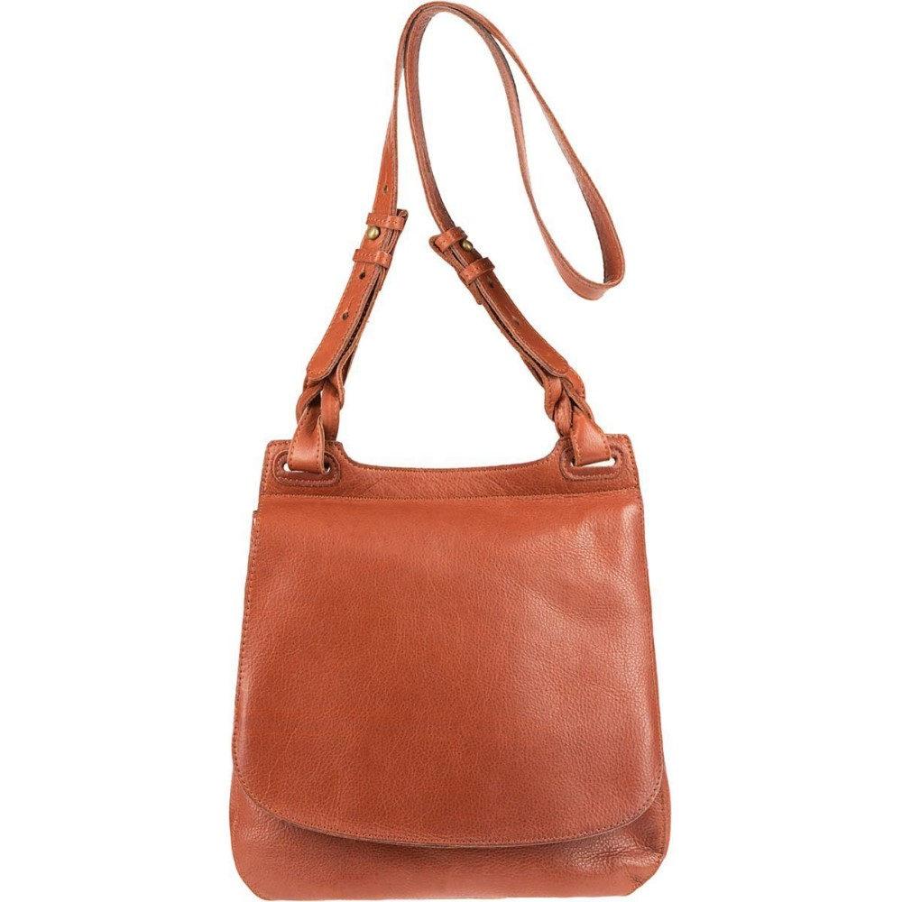 ウィルレザーグッズ Will Leather Goods レディース バッグ ハンドバッグ【Cirrus Saddlebag】Cognac