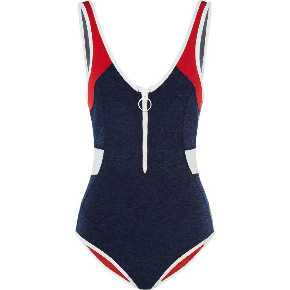 ダスキー Duskii レディース 水着 スイムウェア【Colour Block Scoop One - Piece Swimsuit】Navy