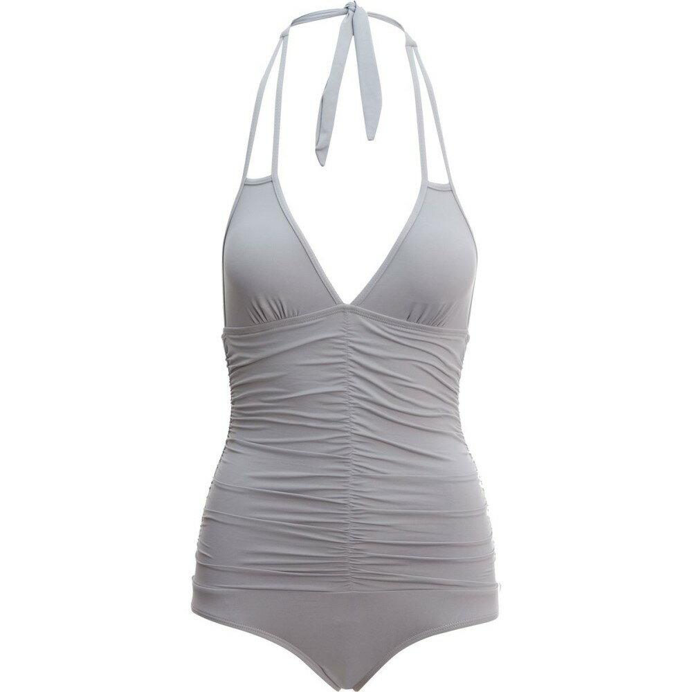 エルスペース L Space レディース 水着 スイムウェア【Nora One - Piece Swimsuit】Fog Grey