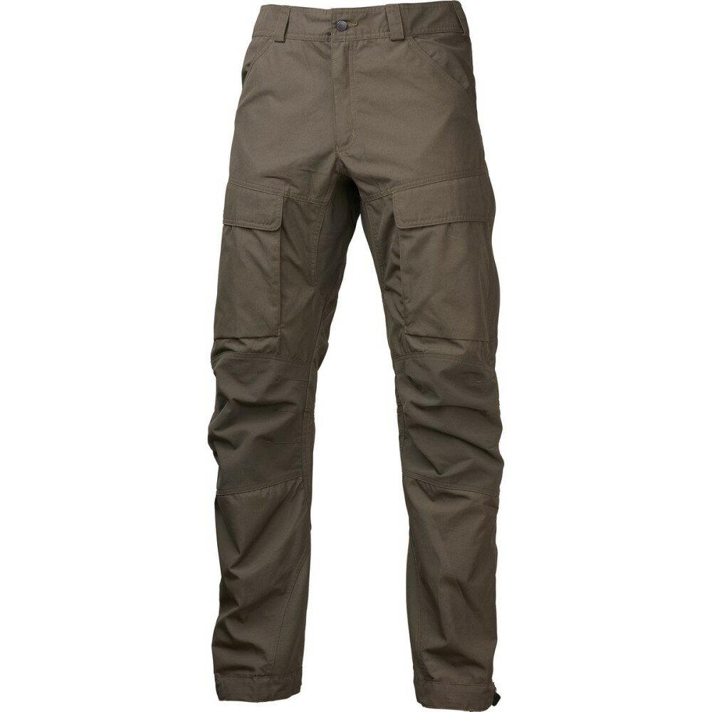 お気に入り ルンドハグス Lundhags メンズ クライミング ウェア【Authentic Pants】Tea Green Solid