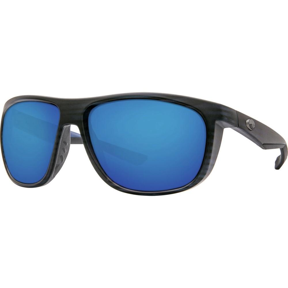 コスタ Costa レディース アクセサリー メガネ・サングラス【Kiwa 580G Sunglasses - Polarized】Matte Black Teak Blue Mirror 580g
