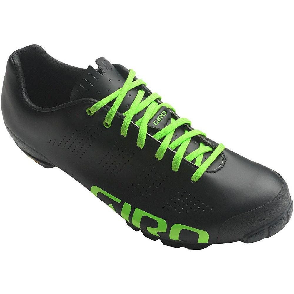 ジロ メンズ 自転車 シューズ・靴【Empire VR90 Shoe】Black/Lime