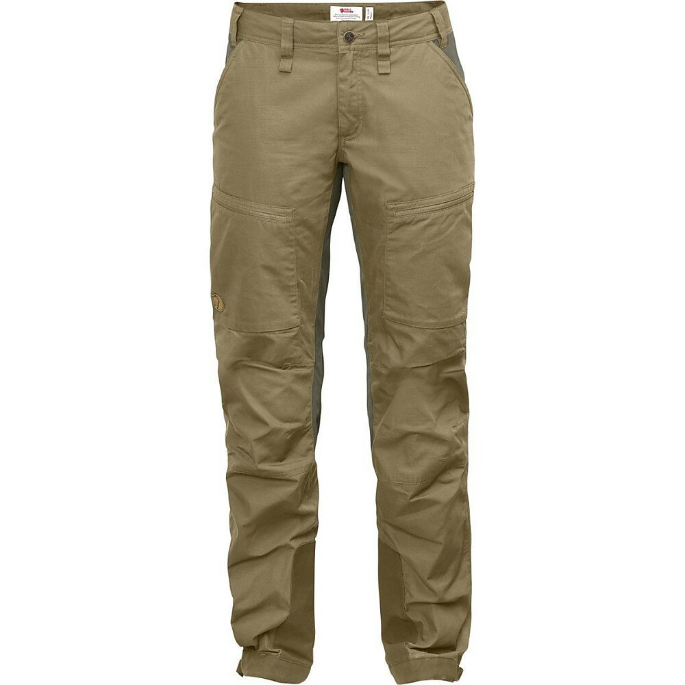 カラー豊富 フェールラーベン メンズ クライミング ボトムス・パンツ【Abisko Lite Trekking Trouser - Longs】Sand/Tarmac