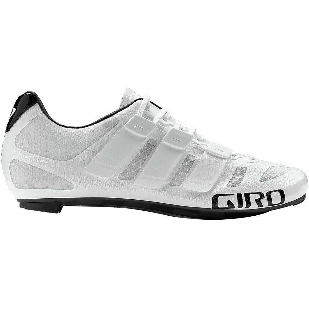 ジロ メンズ 自転車 シューズ・靴【Prolight Techlace Shoess】White/Black