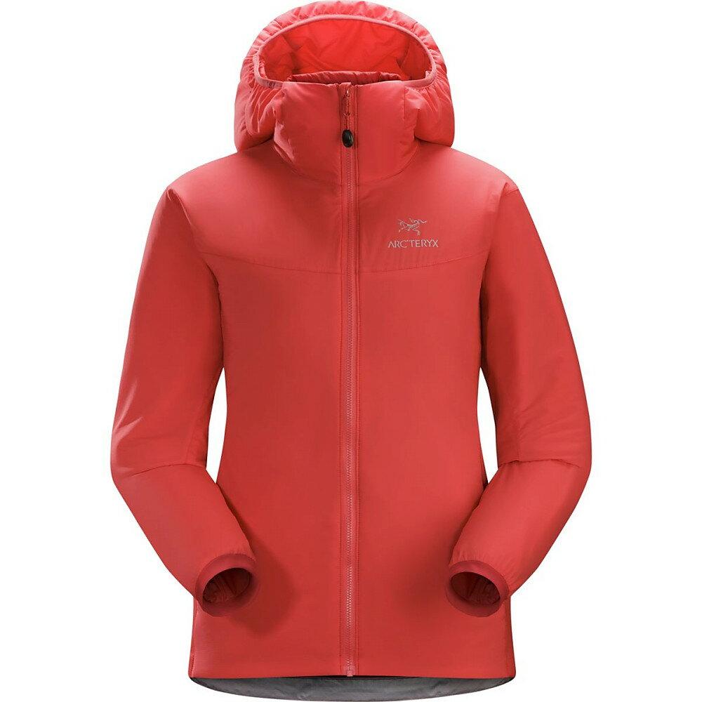 アークテリクス レディース アウター ジャケット【Atom LT Hooded Insulated Jacket】Rad