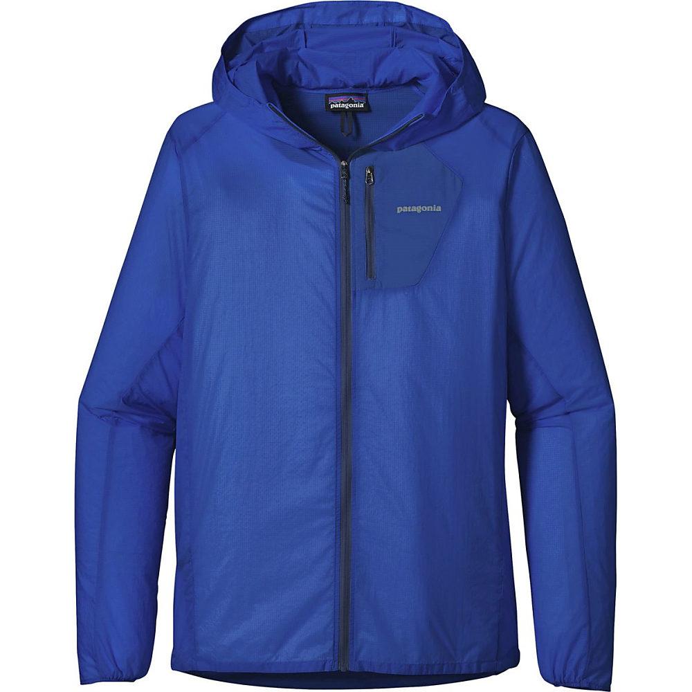 パタゴニア メンズ アウター ジャケット【Houdini Full - Zip Jackets】Viking Blue