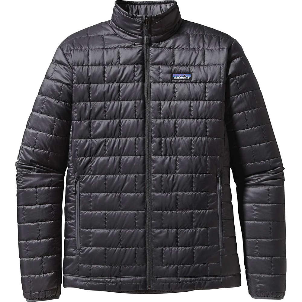 パタゴニア メンズ アウター ジャケット【Nano Puff Insulated Jackets】Forge Grey