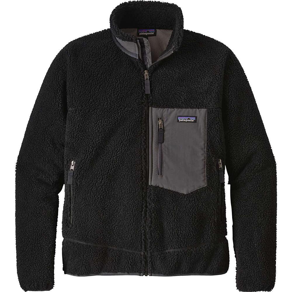 パタゴニア メンズ アウター ジャケット【Classic Retro - X Jackets】Black/Forge Grey