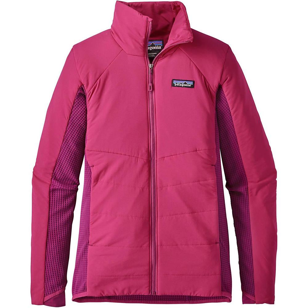 パタゴニア レディース アウター ジャケット【Nano - Air Light Hybrid Insulated Jacket】Craft Pink