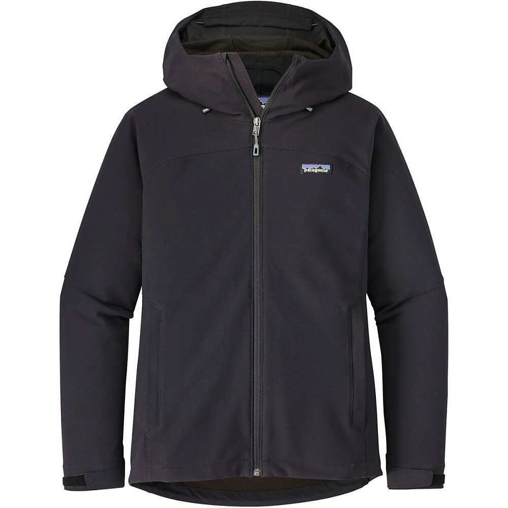 パタゴニア レディース アウター ジャケット【Adze Hooded Jacket】Black