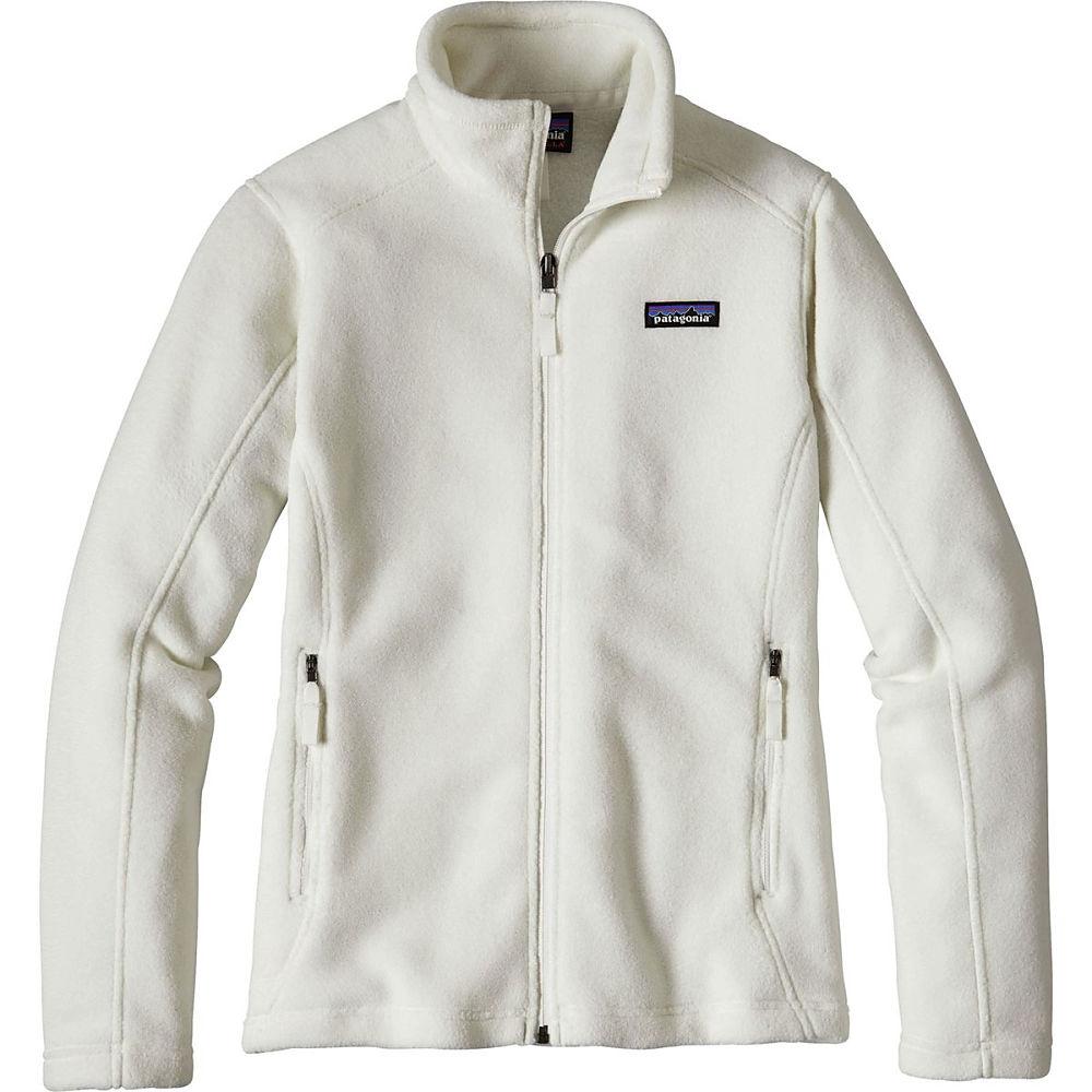 パタゴニア レディース アウター ジャケット【Classic Synchilla Jacket】Birch White