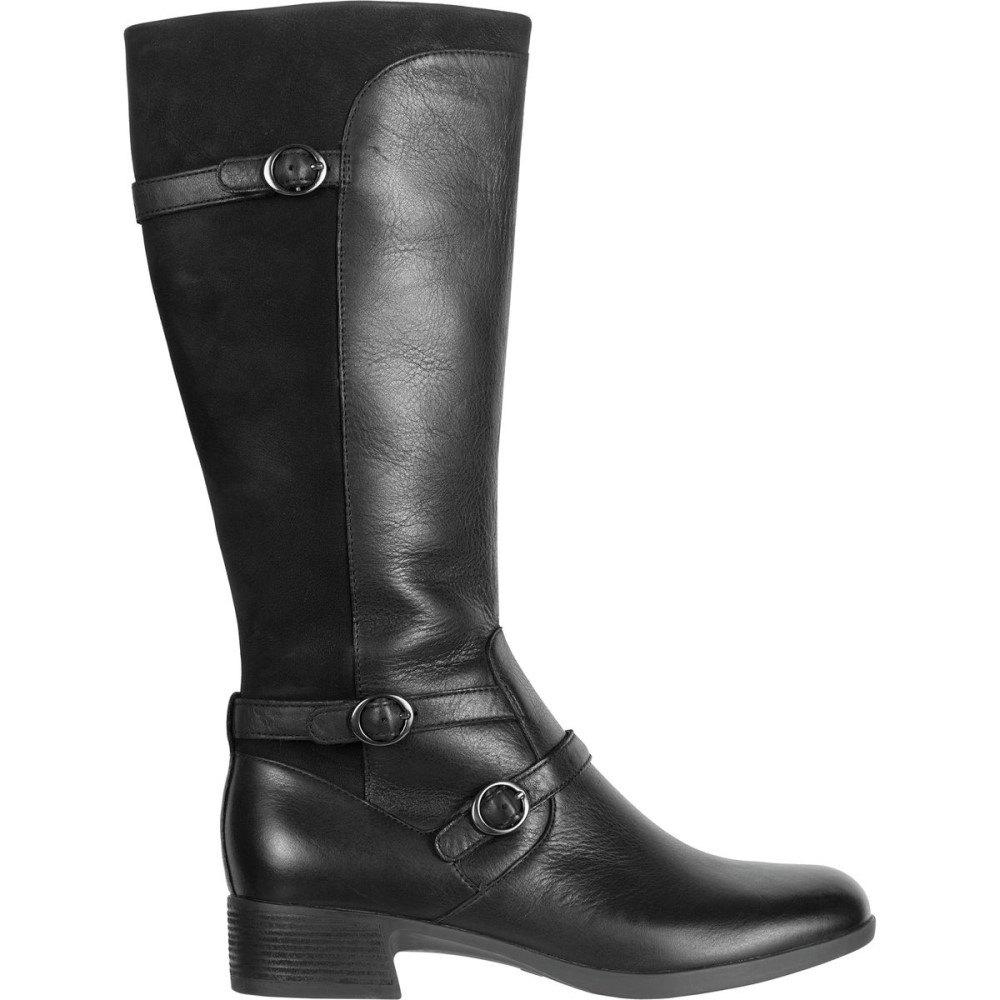 ダンスコ レディース シューズ・靴 ブーツ【Lorna Boot】Black Burnished Nappa