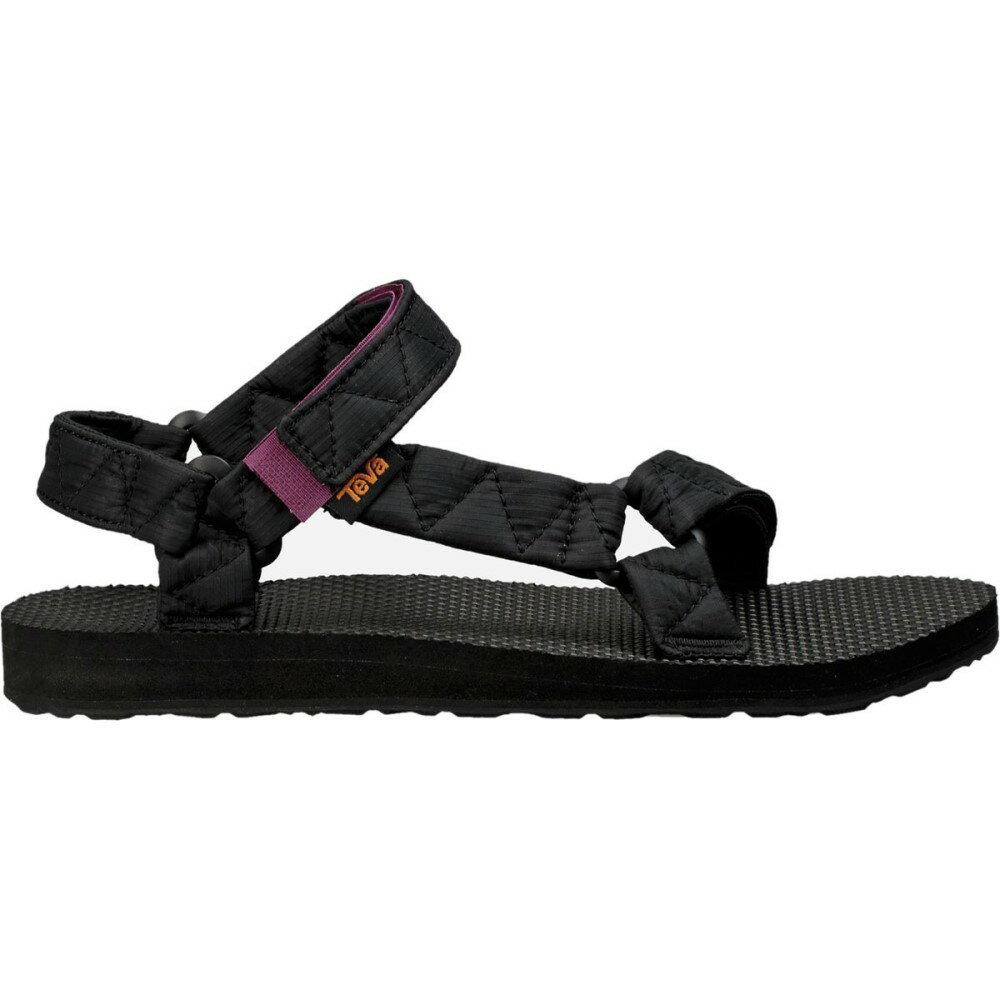 テバ レディース シューズ・靴 サンダル・ミュール【Original Universal Puff Sandal】Black