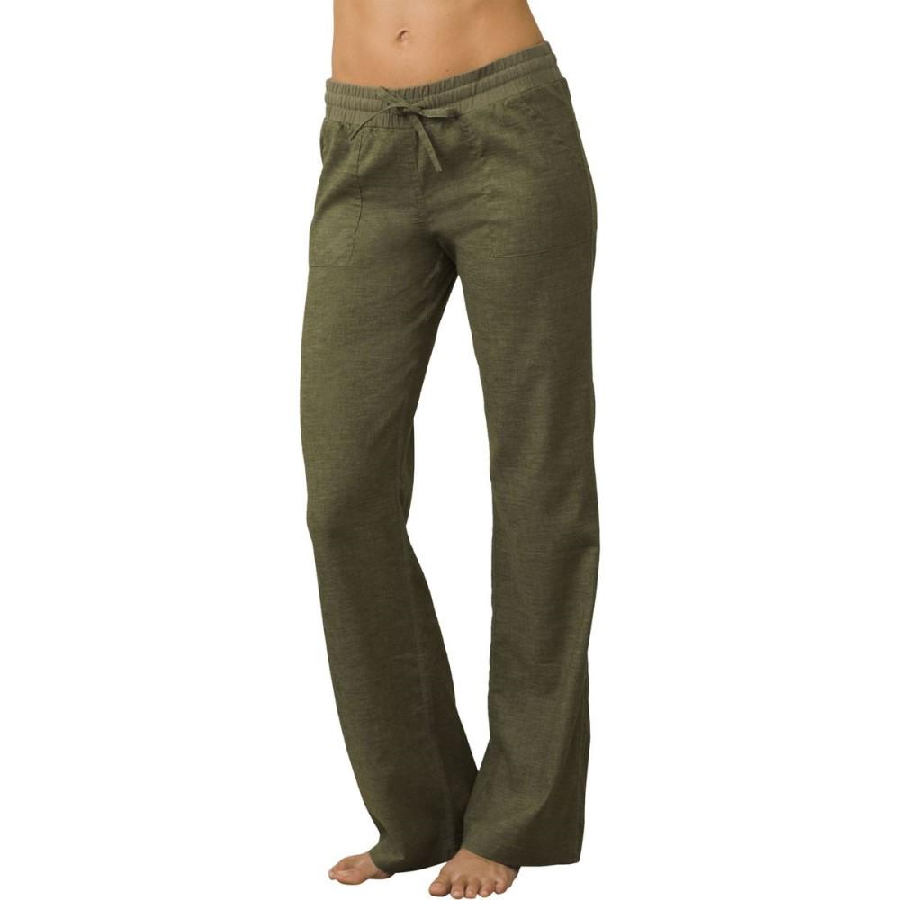 プラーナ レディース インナー・下着 パジャマ・ボトムのみ【Mantra Pant】Cargo Green