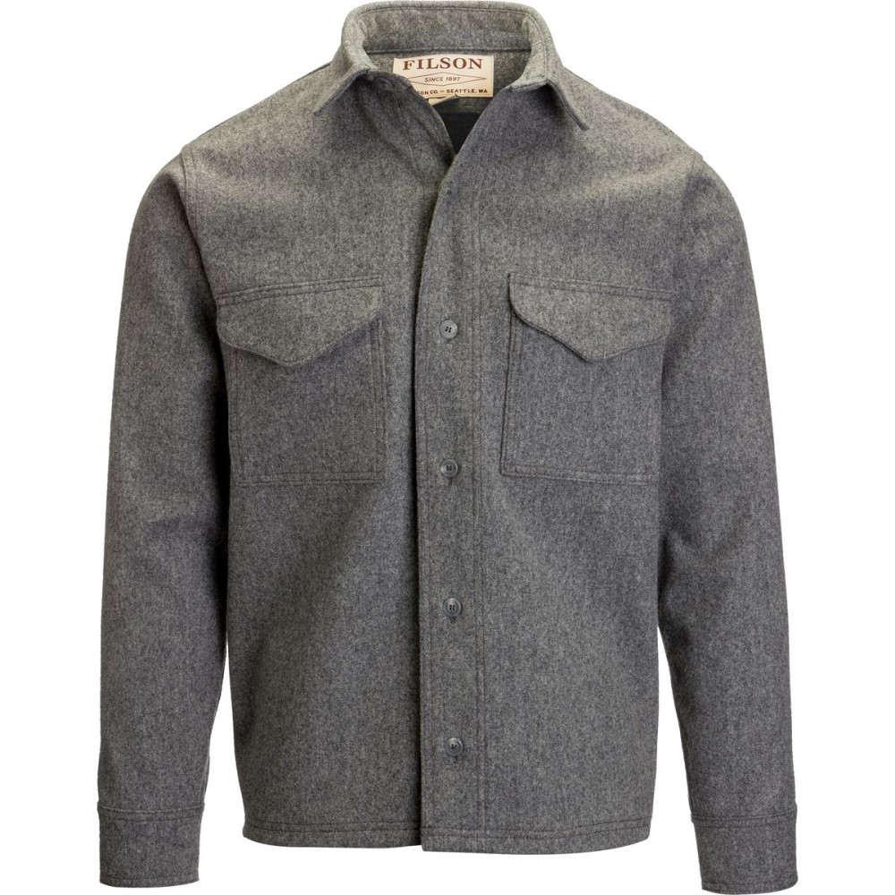 フィルソン メンズ トップス シャツ【Jac Shirts】Gray