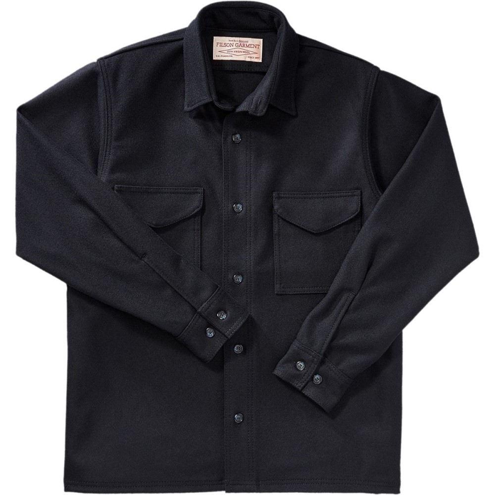 フィルソン メンズ トップス シャツ【Jac Shirts】Navy