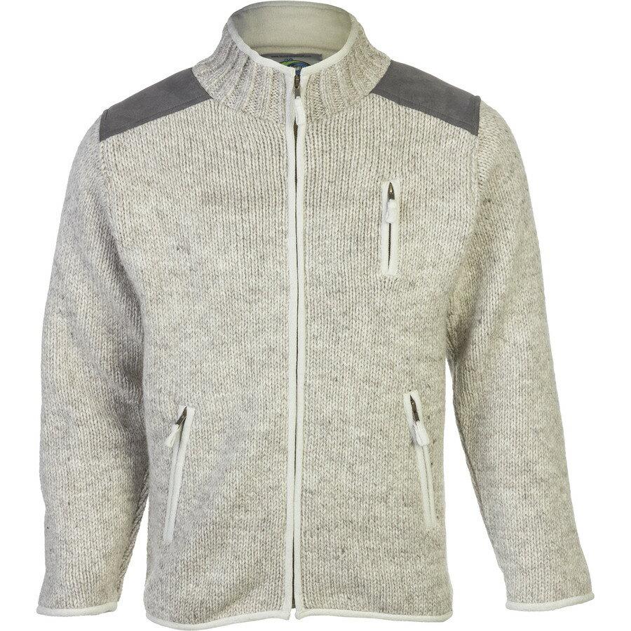 美品 ランドロマット Laundromat メンズ トップス セーター【Oxford Sweater】Grey