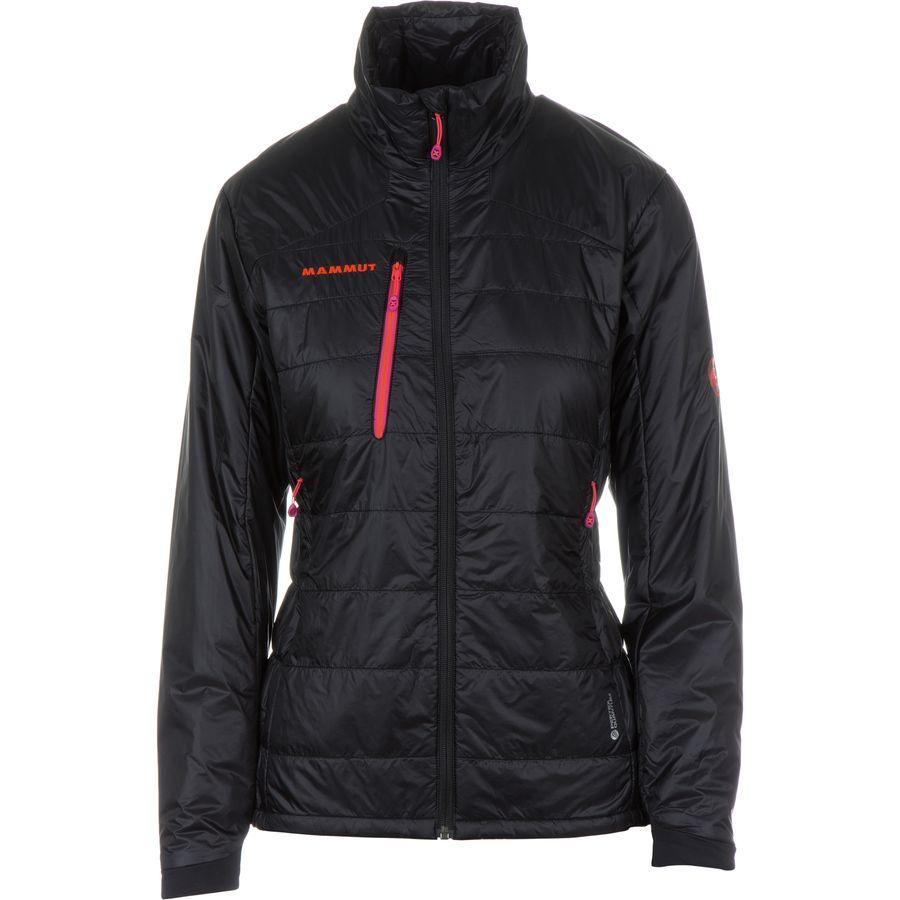 マムート Mammut レディース アウター ジャケット【Biwak Pro Insulated Jacket】Black