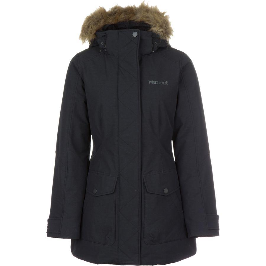 マーモット Marmot レディース アウター ジャケット【Geneva Down Jacket】Black