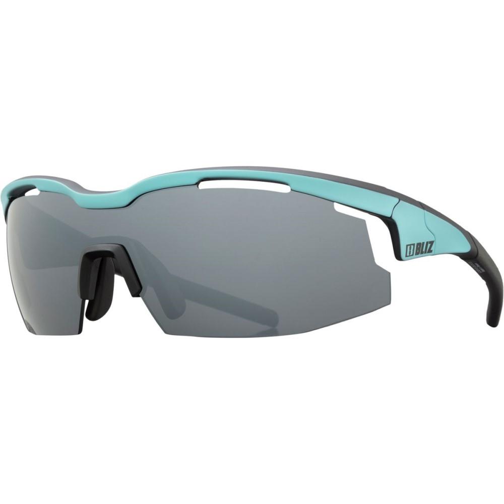 ブリッツ レディース スポーツサングラス【Sprint Sunglasses】Matt Turquoise-Matt Black/Smoke With Silver Morror Lens Cat3