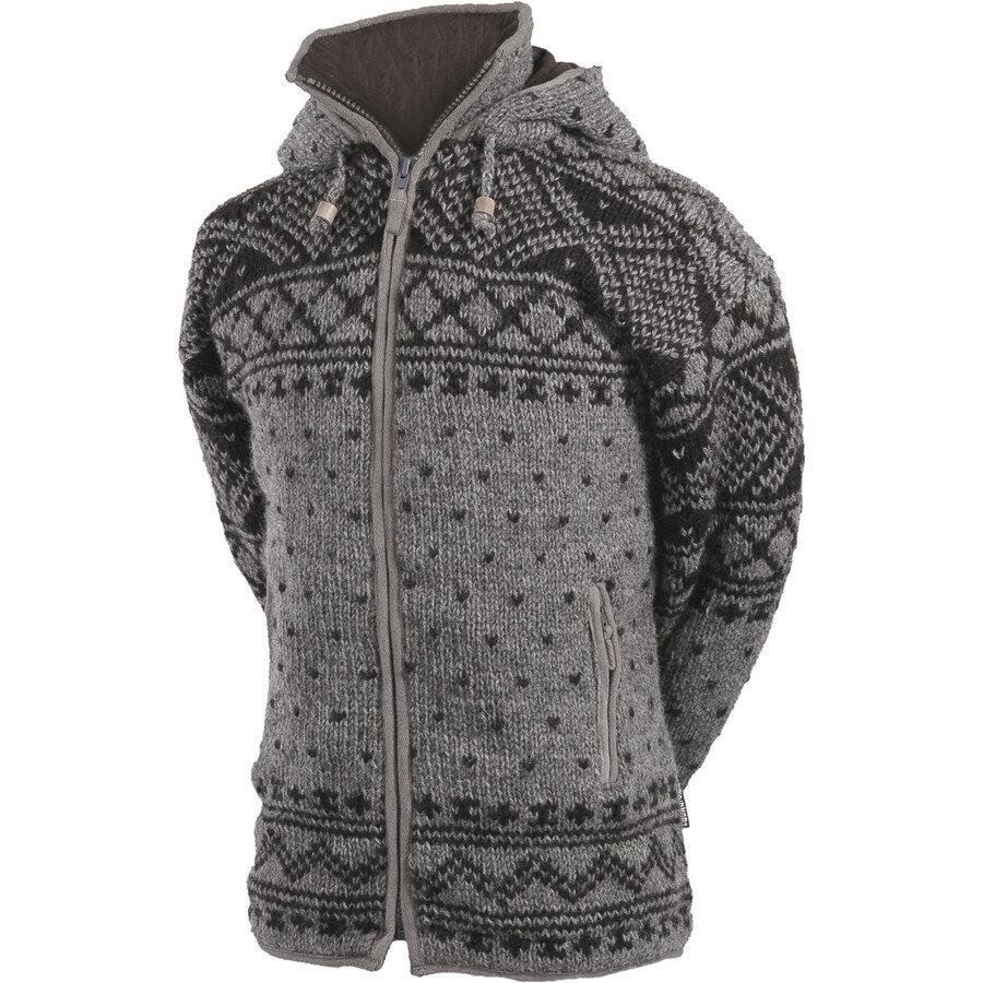 ランドロマット Laundromat メンズ トップス セーター【Zurich Sweater】Medium Natural