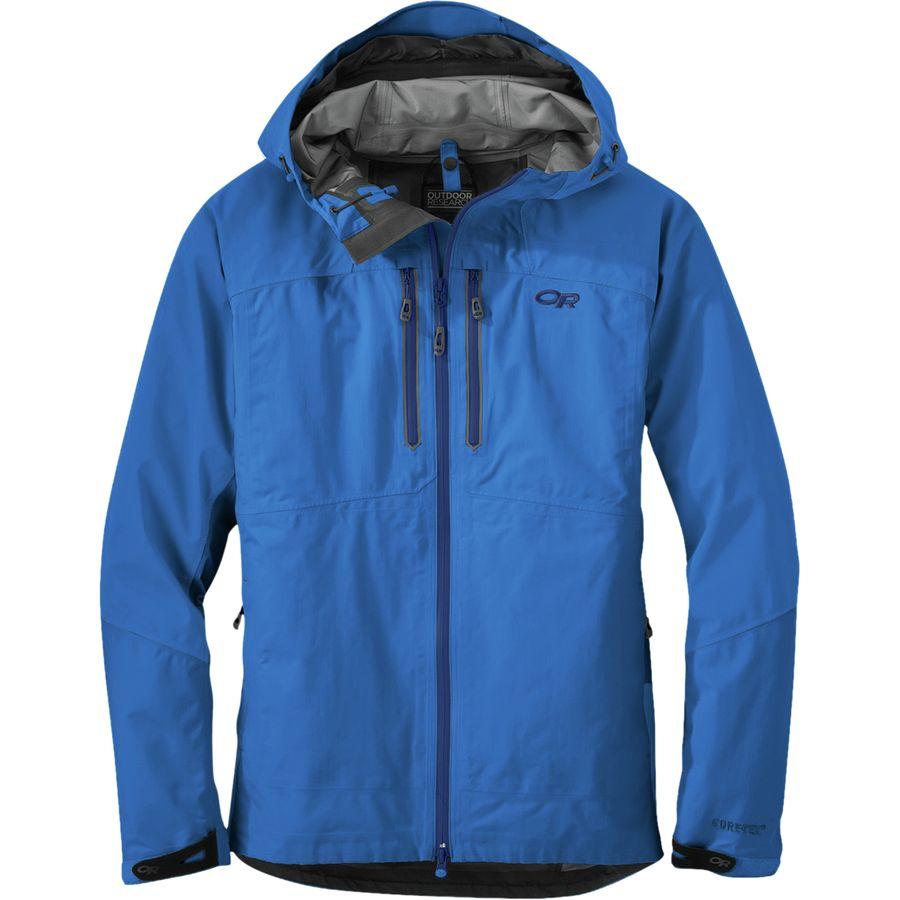 アウトドアリサーチ Outdoor Research メンズ アウター ジャケット【Furio Jacket】Glacier