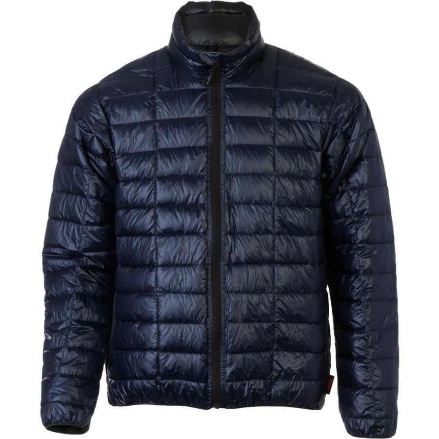 ウェスタンマウンテニアリング Western Mountaineering メンズ アウター ジャケット【QuickFlash Down Jacket】Navy Blue