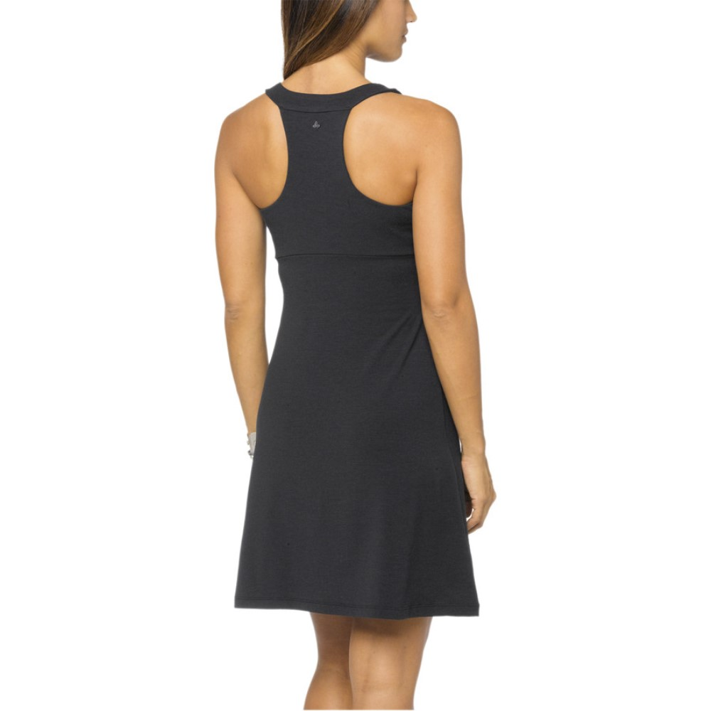 プラーナ prAna レディース ドレス カジュアルドレス【Shauna Dress】Black