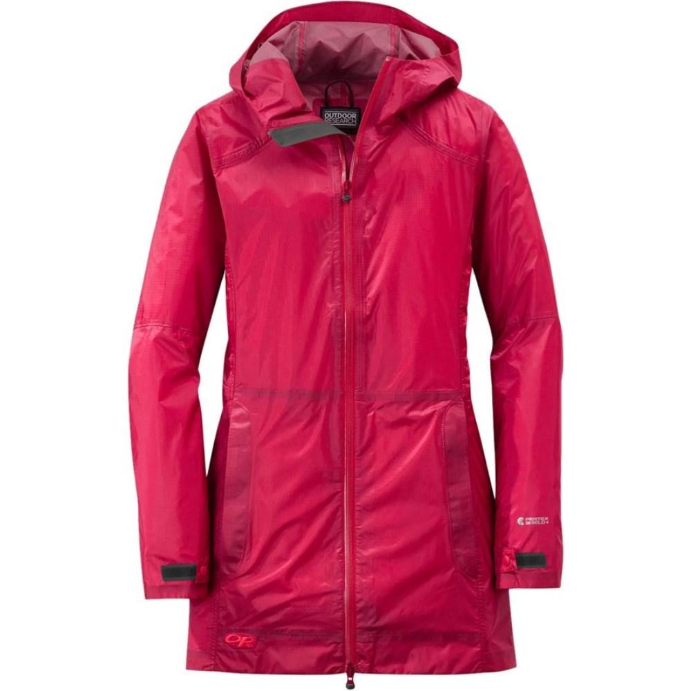 アウトドアリサーチ Outdoor Research レディース アウター レインコート【Helium Traveler Jacket】Scarlet