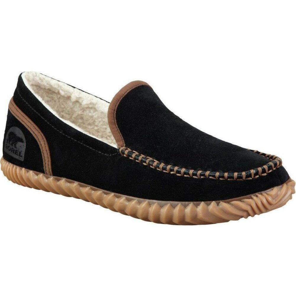 ソレル Sorel メンズ シューズ・靴 ブーツ【Dude Moc Slipper】Black