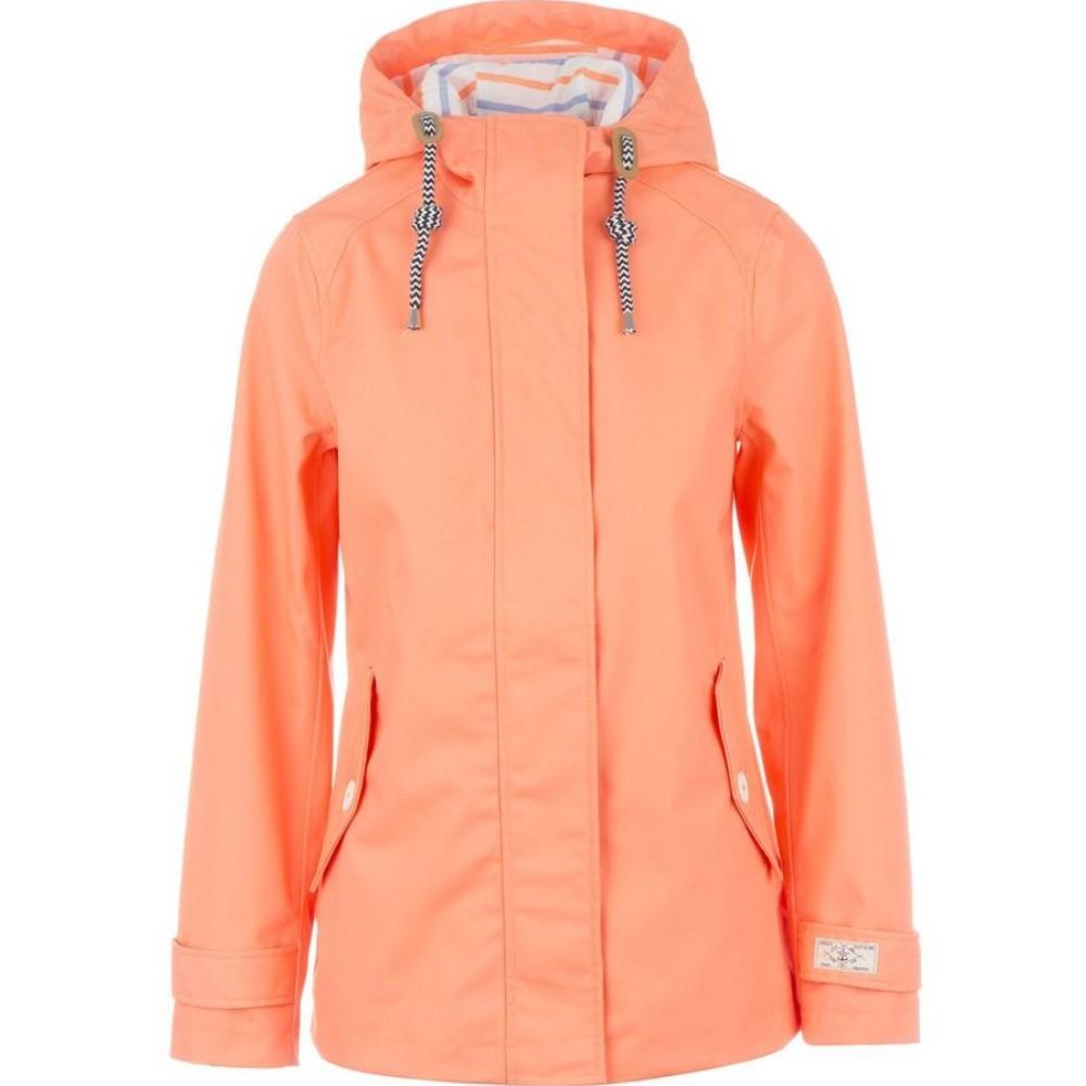 ジュールズ Joules レディース アウター レインコート【Coast Jacket】Fluoro Orange