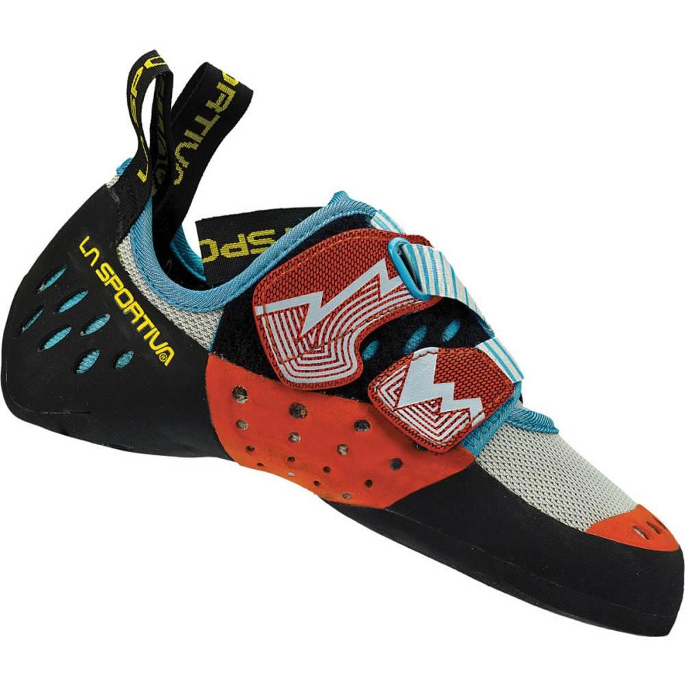 激安大放送中 ラスポルティバ La Sportiva レディース 登山 シューズ・靴【Oxygym Climbing Shoe】White/Coral