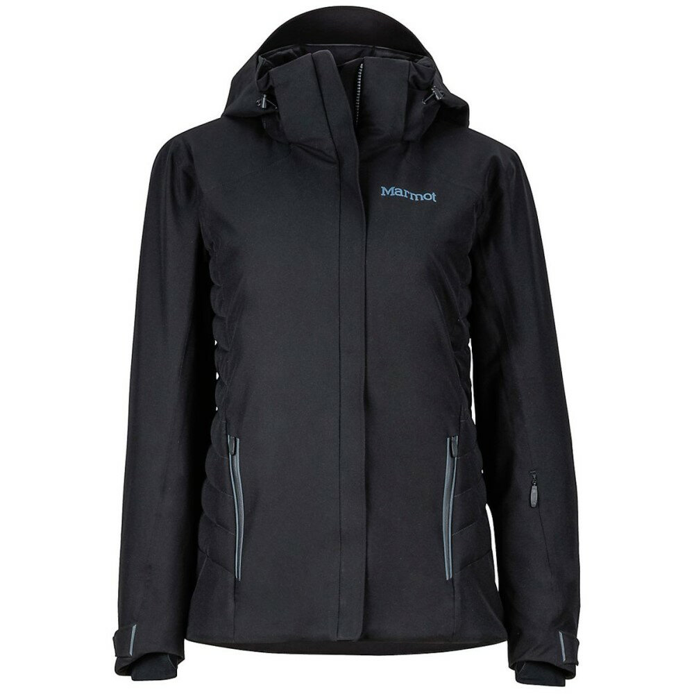 限定独占販売 マーモット Marmot レディース アウター ジャケット【Jasper Down Jacket】Black