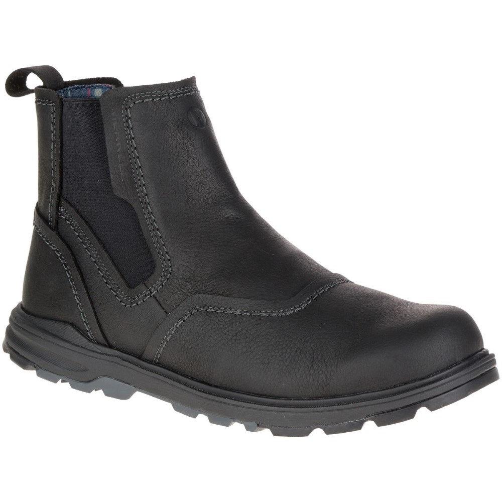 メレル Merrell メンズ シューズ・靴 ブーツ【Brevard Chelsea Boot】Black