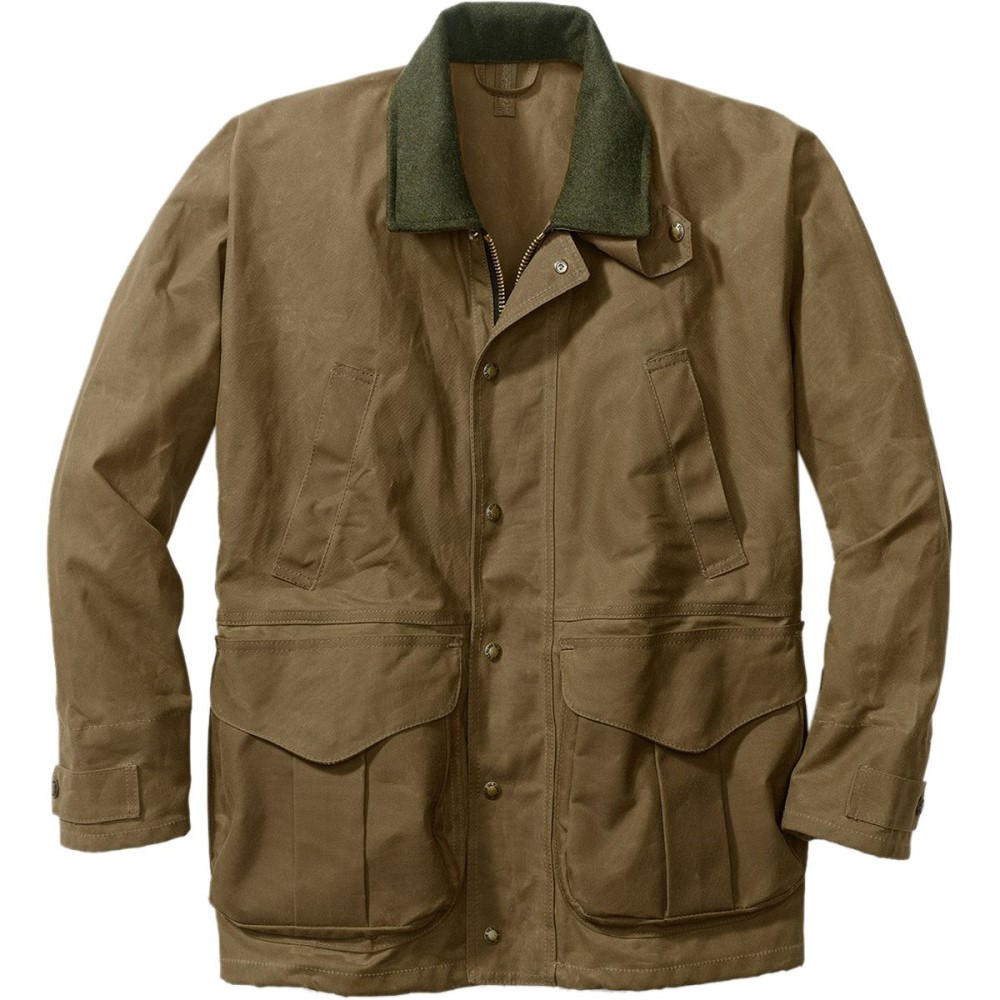 フィルソン Filson メンズ アウター ジャケット【Tin Cloth Field Jacket】Dark/Tan