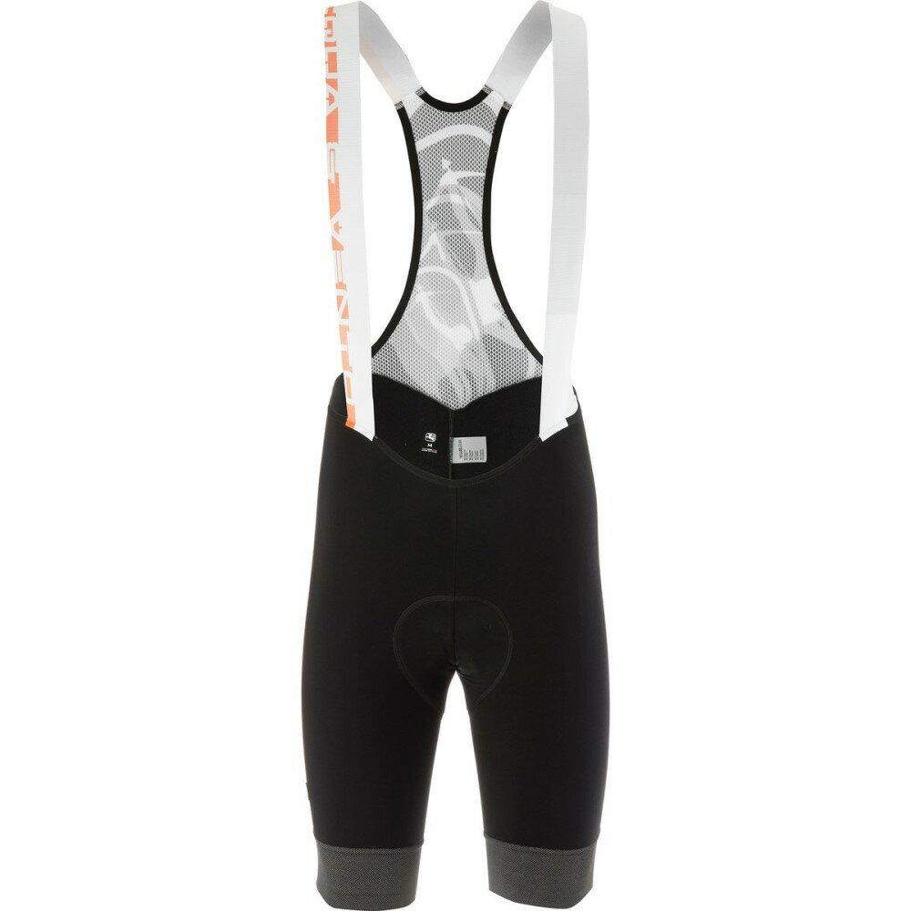 ジョルダーノ Giordana メンズ サイクリング ウェア【G Shield Bib Shorts】Black/Orange/Reflex
