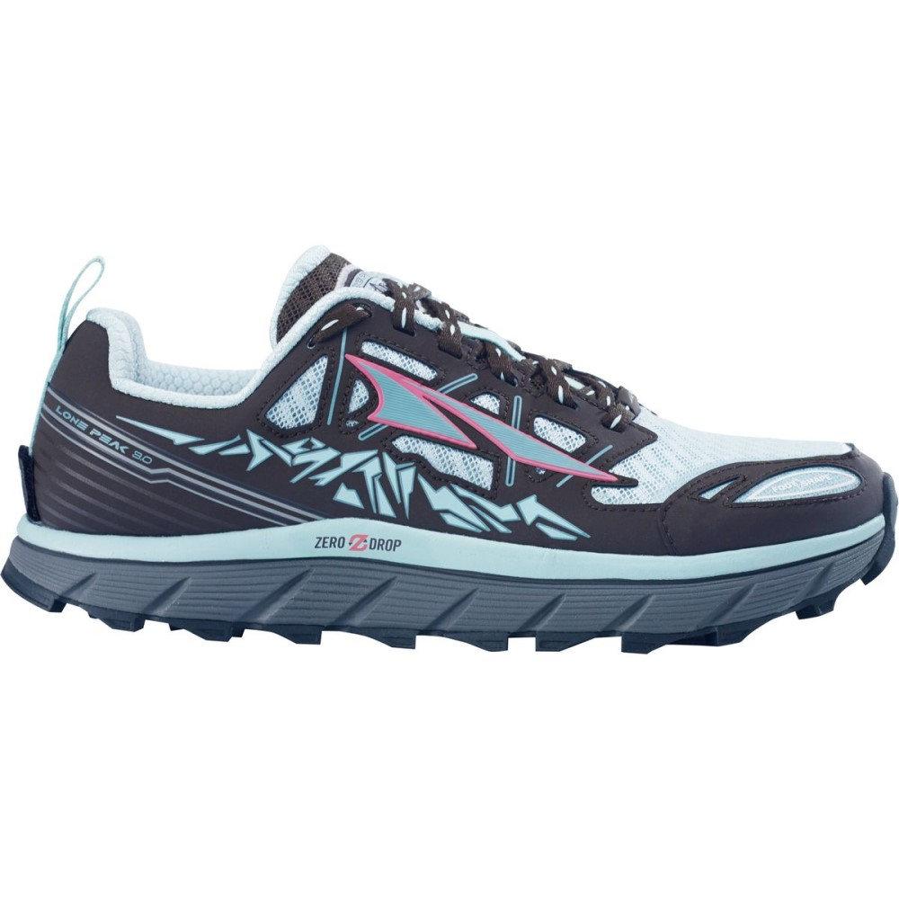 アルトラ Altra レディース ランニング シューズ・靴【Lone Peak 3.0 Trail Running Shoe】Blue