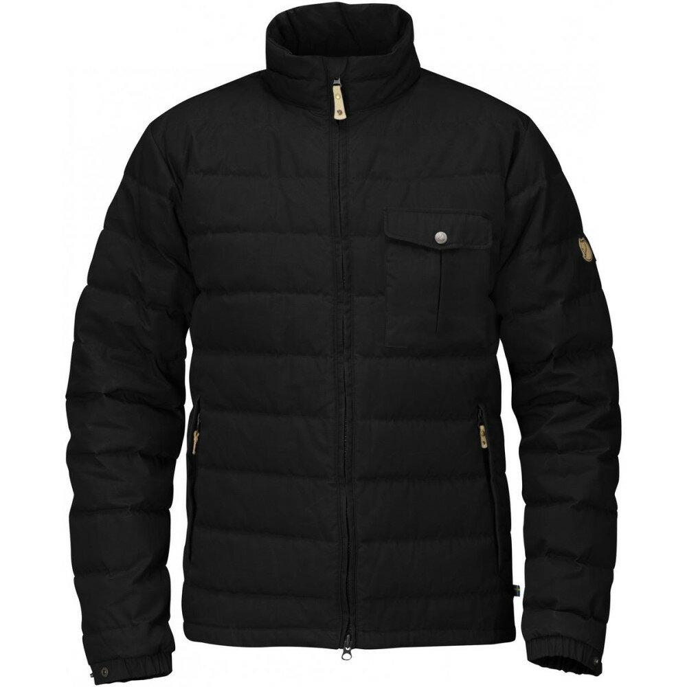 フェールラーベン Fjallraven メンズ アウター ジャケット【Ovik Lite Jacket】Black