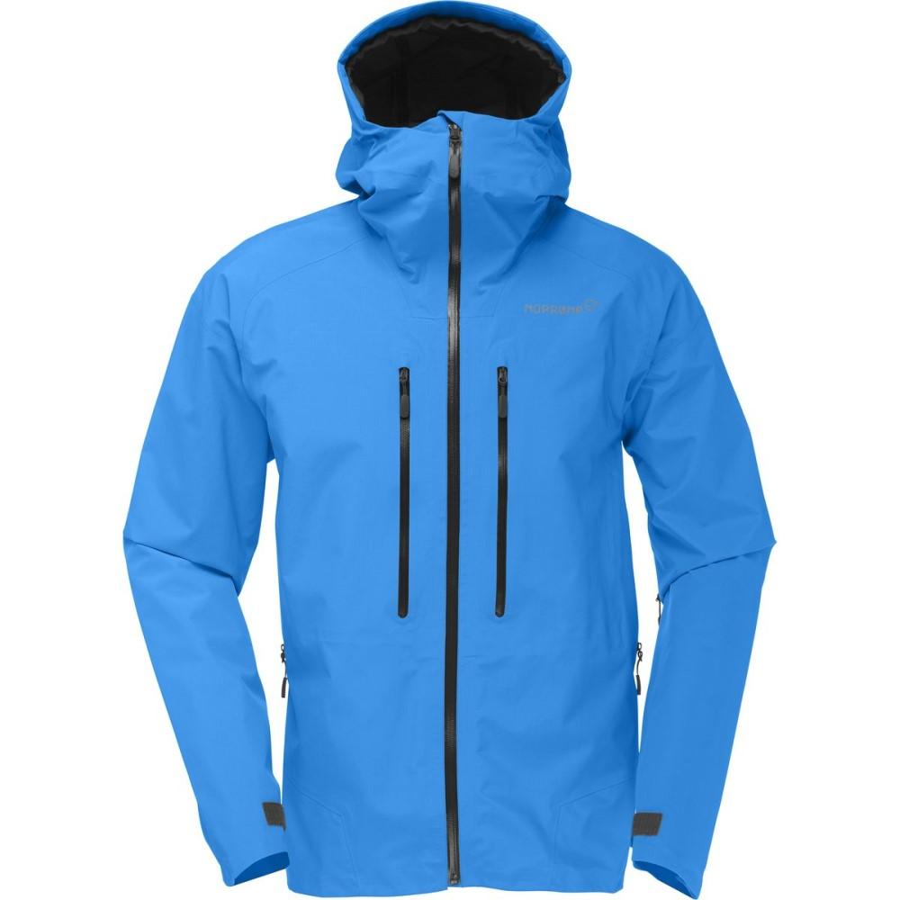 ノローナ Norr?na メンズ アウター ジャケット【Trollveggen Gore-Tex Light Pro Jacket】Signal Blue