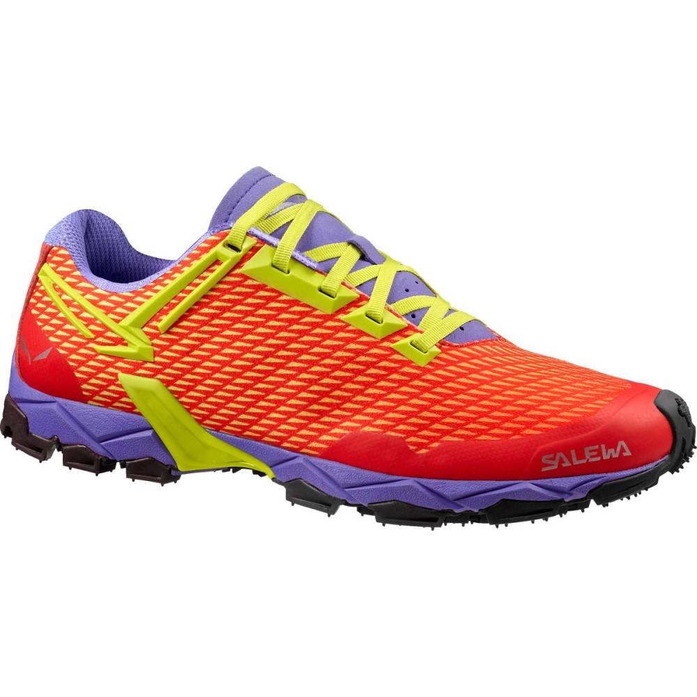 サレワ Salewa レディース ランニング シューズ・靴【Lite Train Trail Running Shoe】Hot Coral/Citro