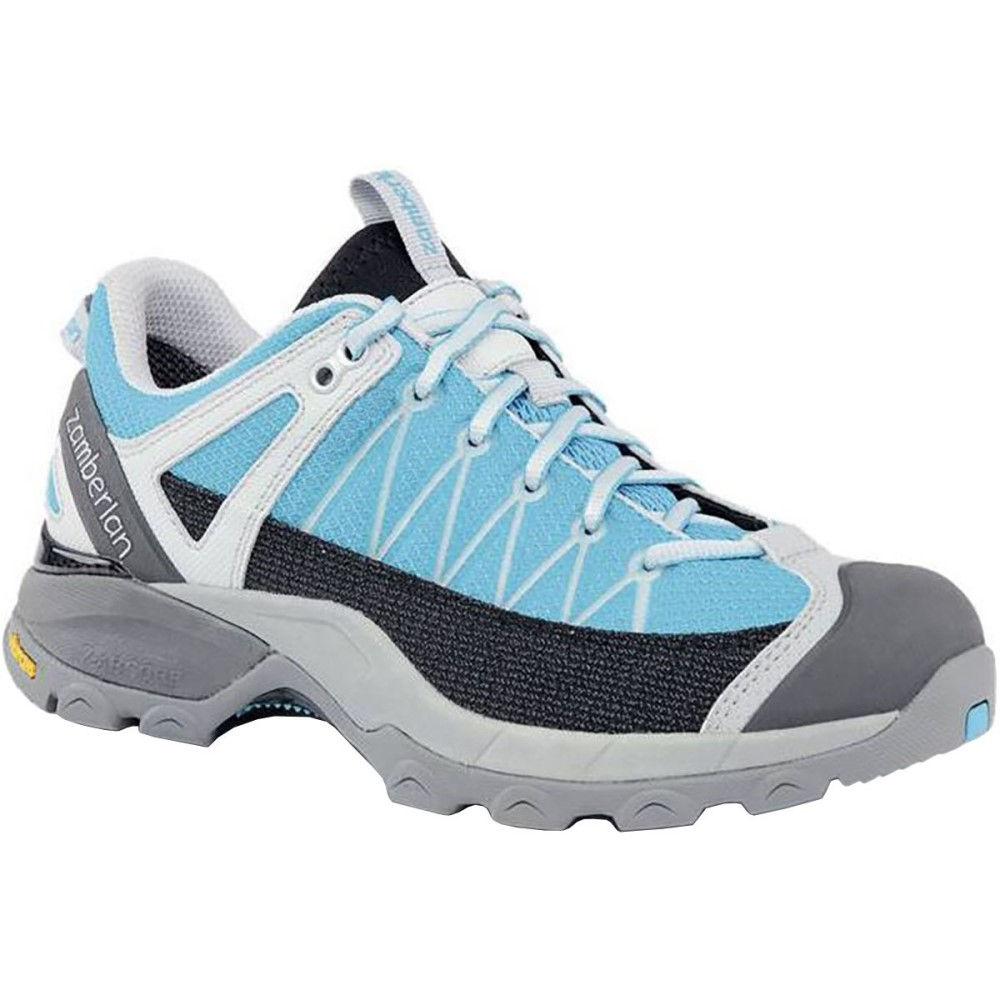 【交換送料無料】 ザンバラン Zamberlan レディース ハイキング シューズ・靴【Crosser RR Hiking Shoe】Scuba Blue