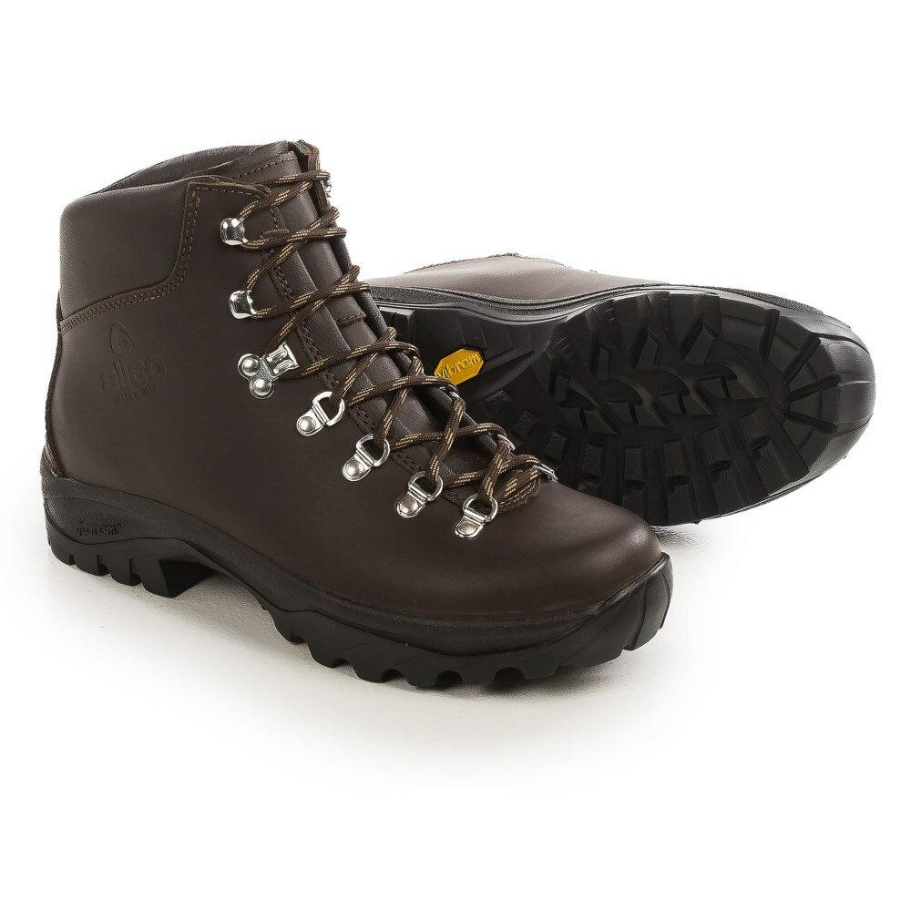 アリコ Alico メンズ ハイキング シューズ・靴【Backcountry Hiking Boots - Leather 】Brown