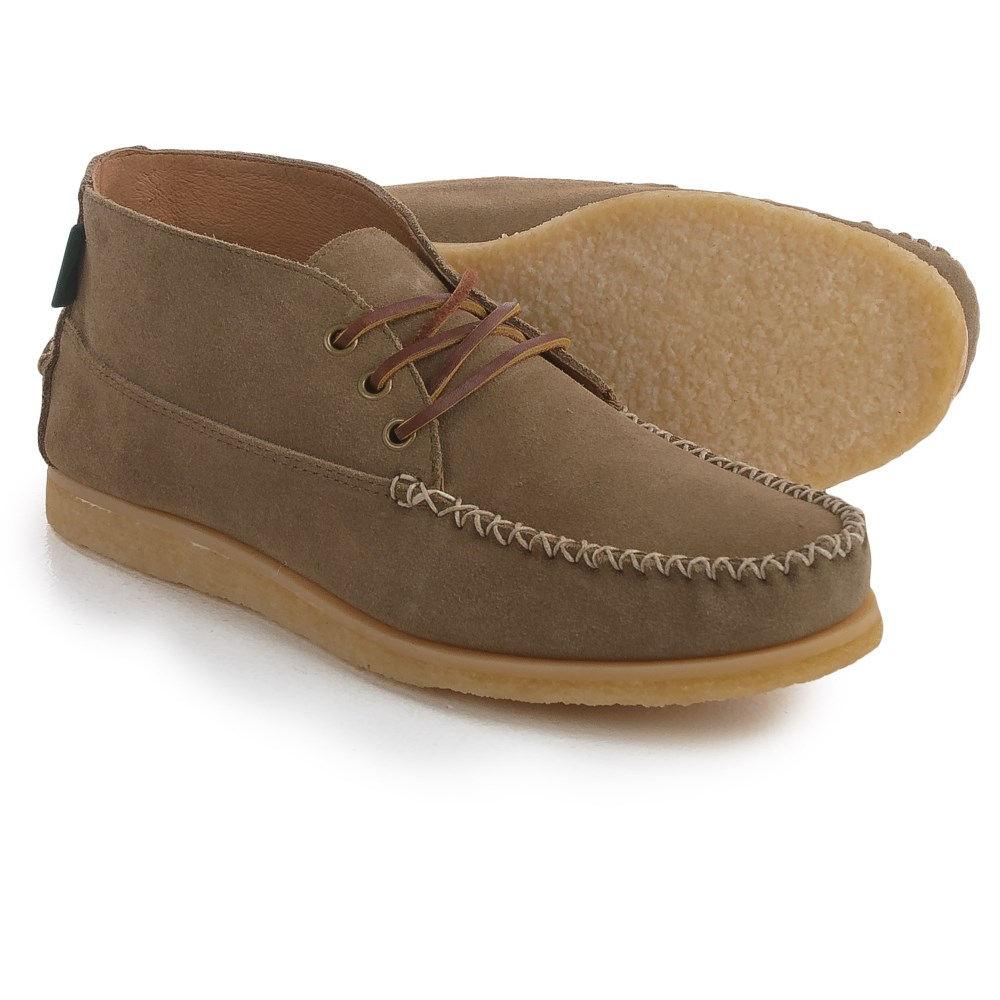 イーストランド Eastland メンズ シューズ・靴 ブーツ【Oneida 1955 Chukka Boots 】Dark Khaki