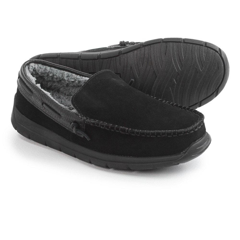 テンピュール ペディック メンズ シューズ・靴 スリッパ【Upslope Slippers - Suede】Black
