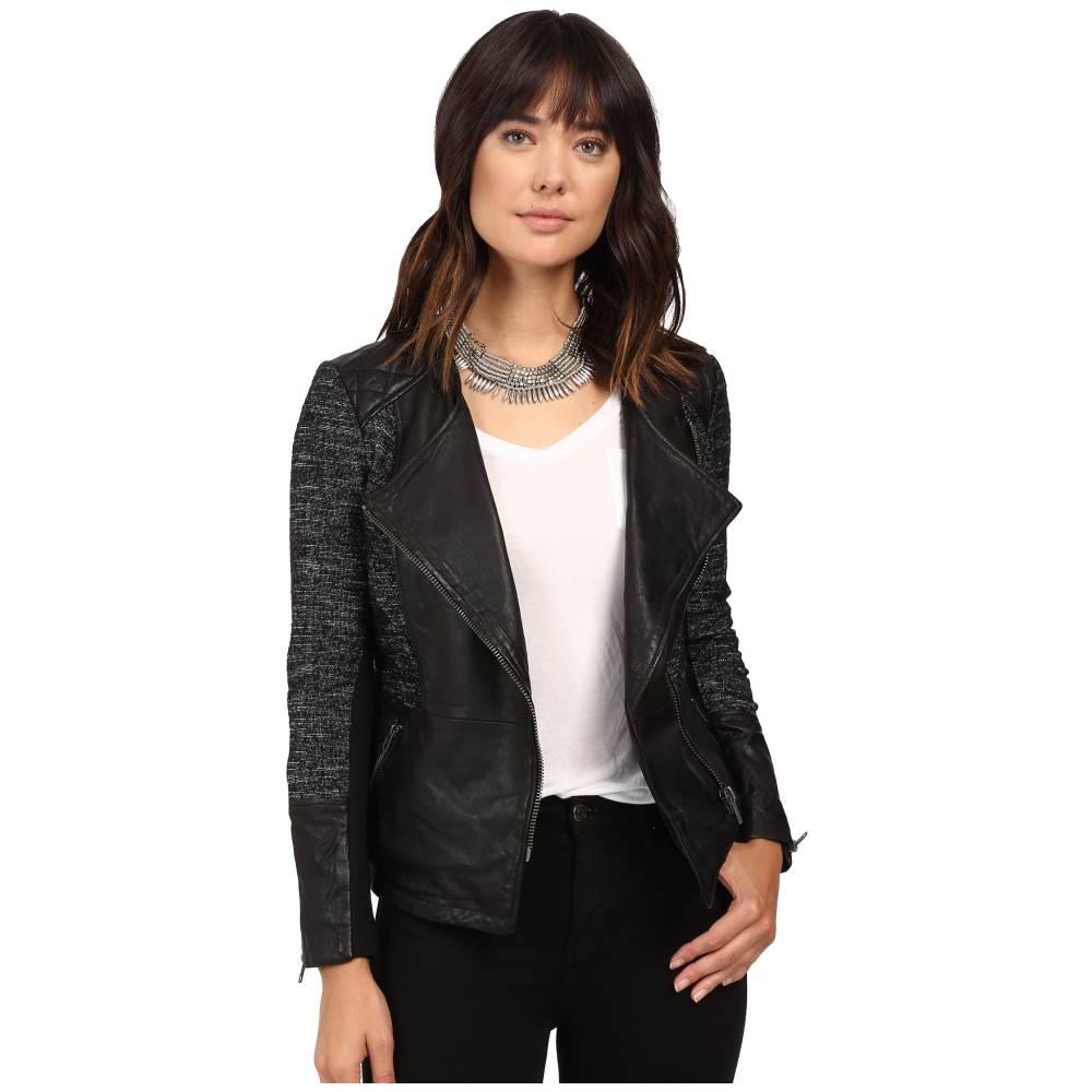 ラッキーブランド Lucky Brand レディース アウター ジャケット【Moto Jacket】Black Beauty