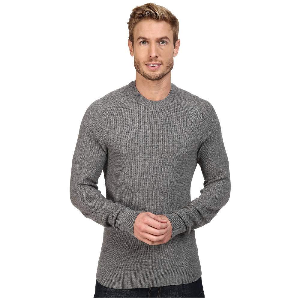 ロイヤルロビンズ Royal Robbins メンズ トップス ニット・セーター【All Season Merino Thermal Crew Sweater】Pewter