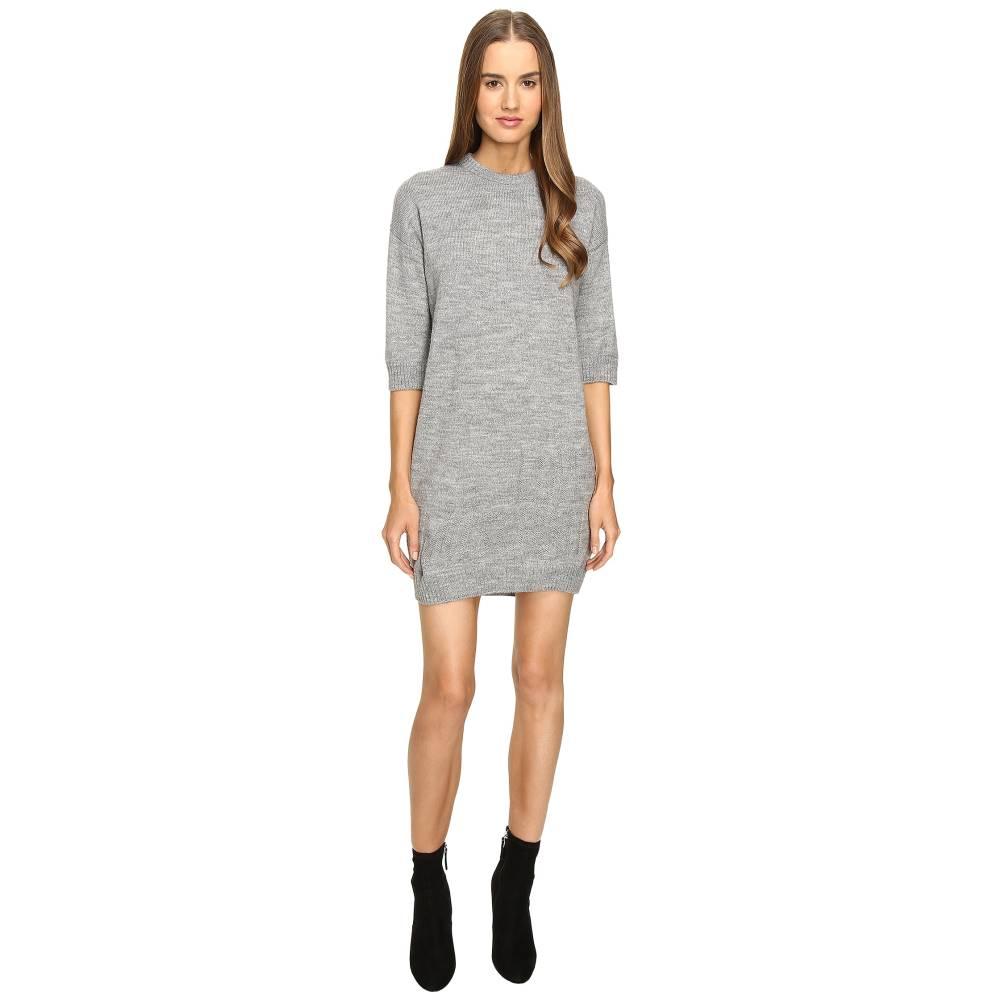 モスキーノ レディース ワンピース・ドレス ワンピース【Knit dress】Grey