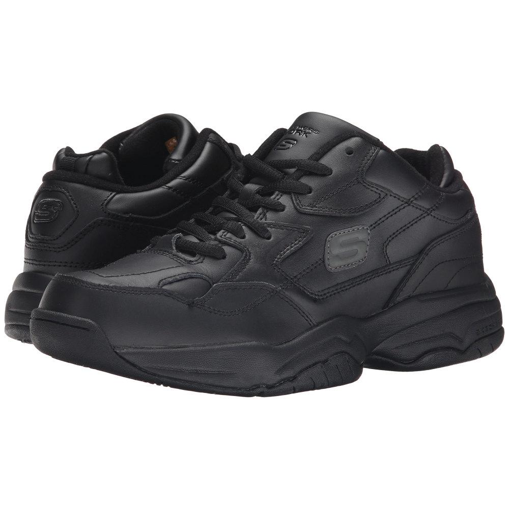 スケッチャーズ SKECHERS Work メンズ シューズ・靴 スニーカー【Keystone】Black