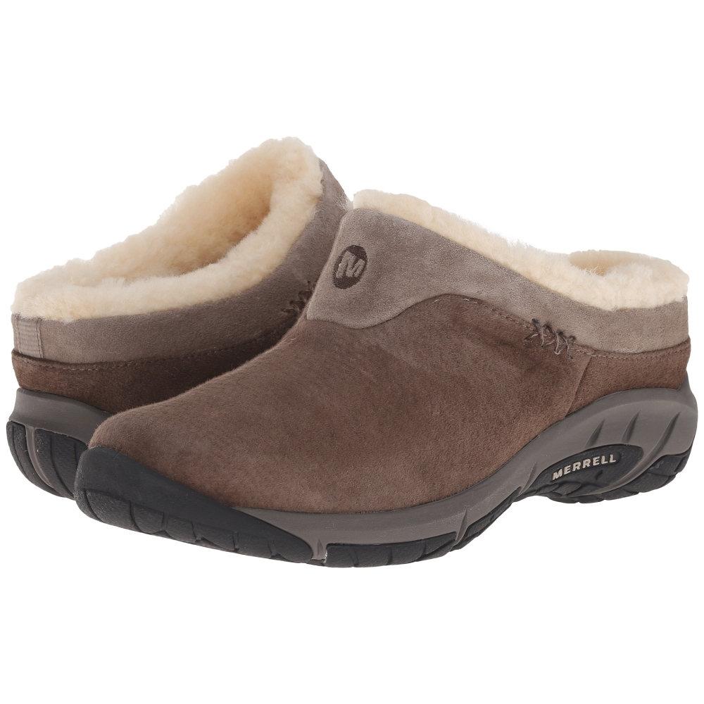 メレル レディース シューズ・靴 サンダル・ミュール【Encore Ice】Merrell Stone Leather