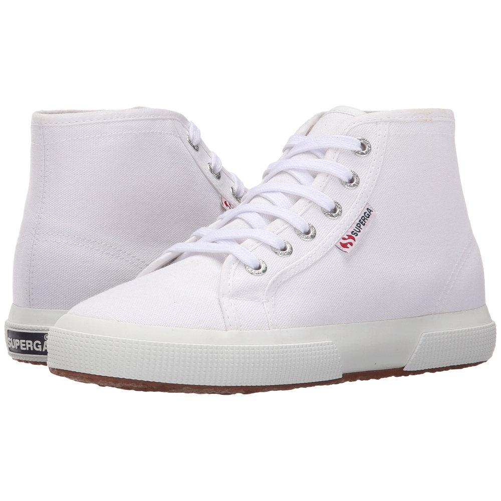 スペルガ Superga メンズ シューズ・靴 スニーカー【2095 COTU】White